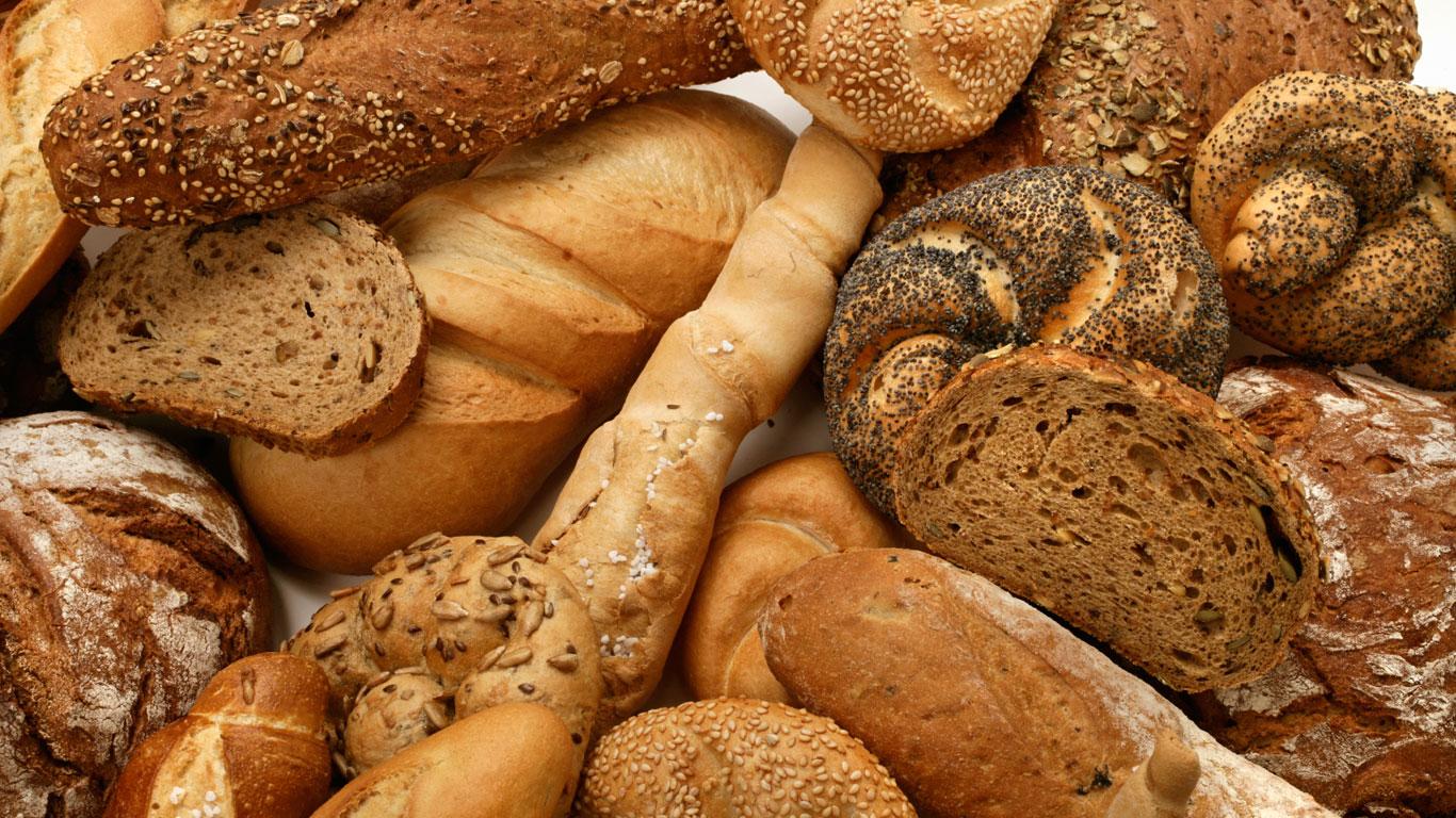 Verseucht mit Pestiziden: Brot