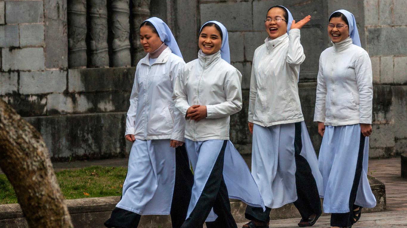 Das Nonnenprojekt