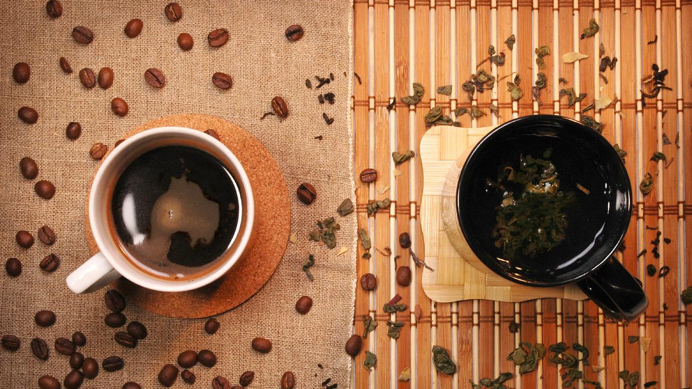 Kräuter statt Koffein