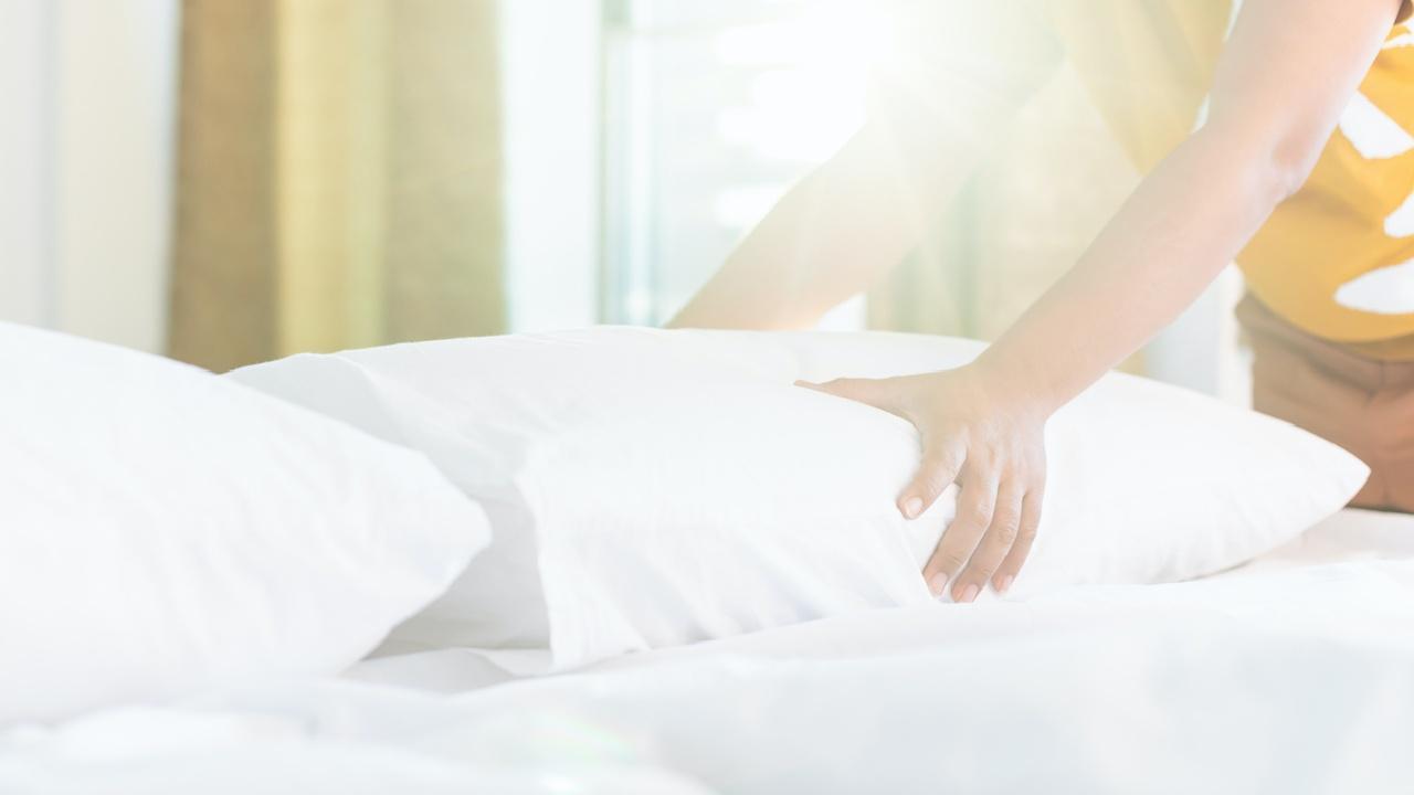 Bett ist bevorzugter Ort