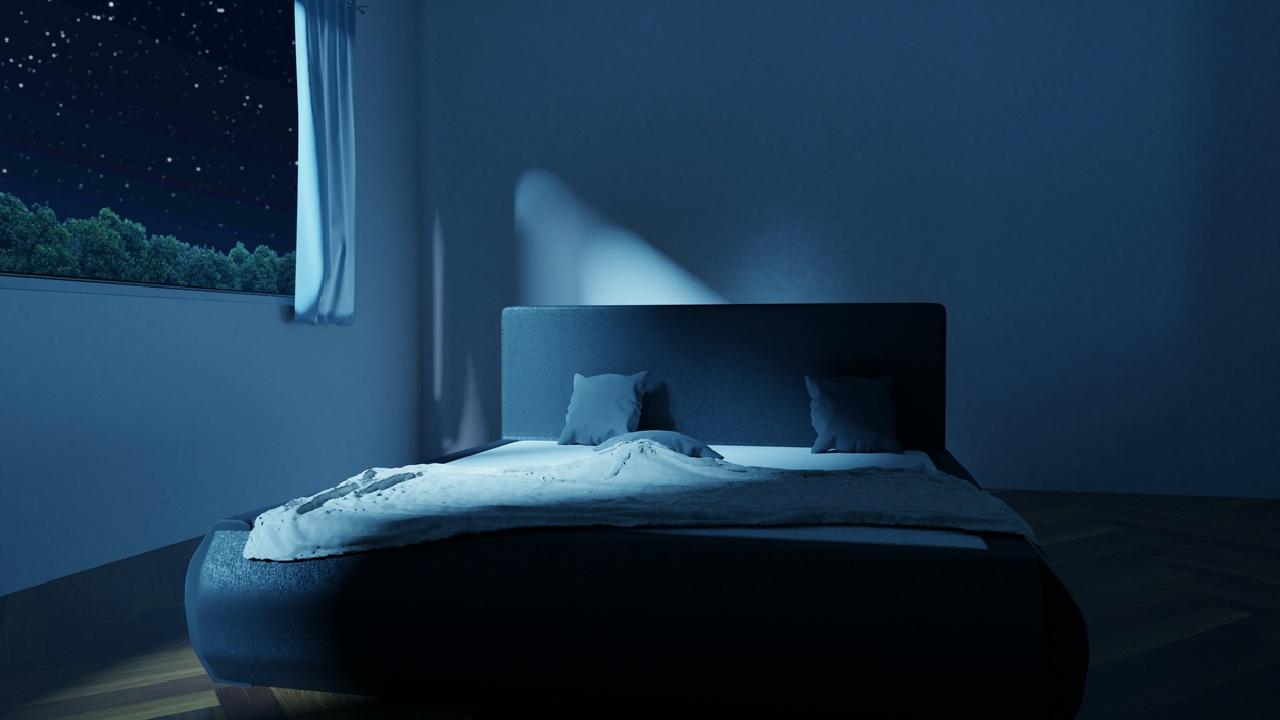 Kampf im Schlafzimmer