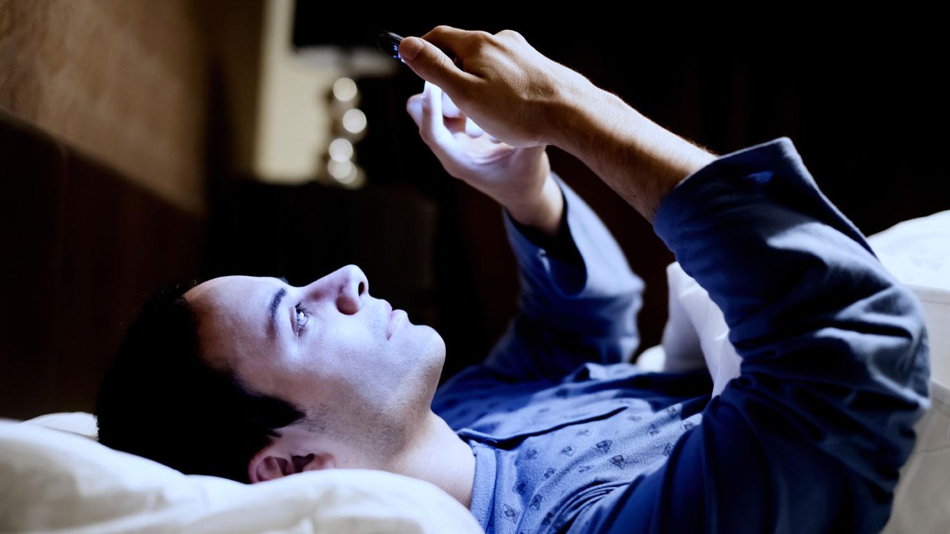Wo schläft Ihr Handy?