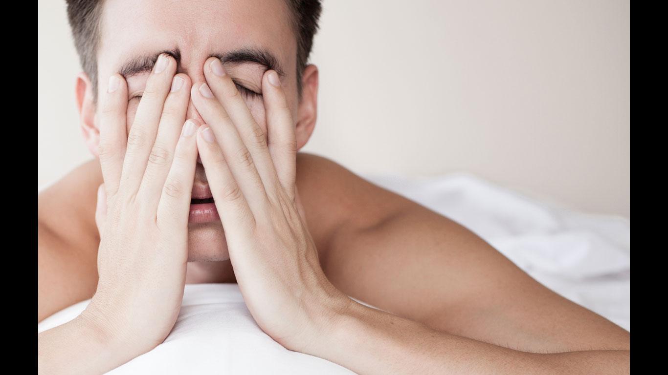 Raubt mir schlechter Schlaf die Energie?