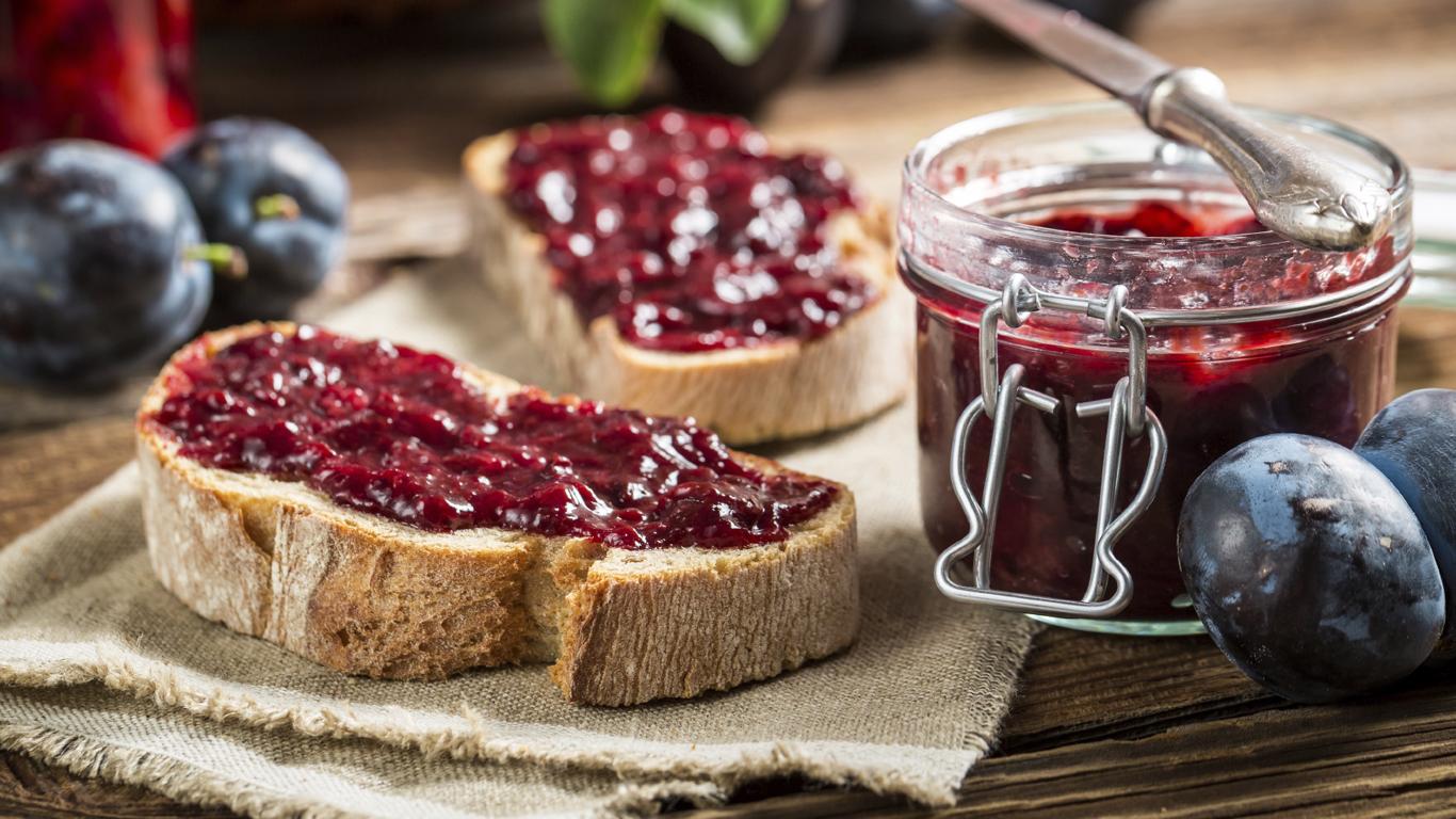 Kann Marmelade mich zum Kaloriensüchtigen machen?