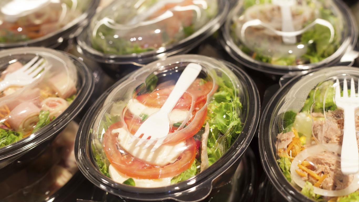 Löst ein Plastikdeckel eine Hunger-Attacke aus?