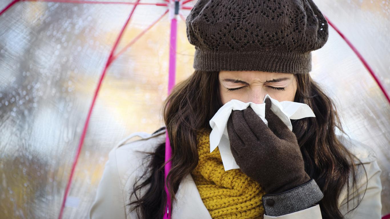 Wie viele Tage braucht mein Immunsystem, um einen Schnupfen zu bekämpfen?
