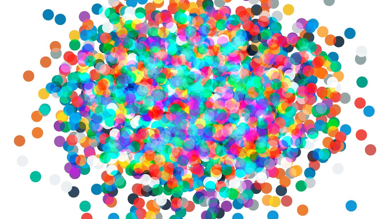 Wie viele Farben kann ich sehen?