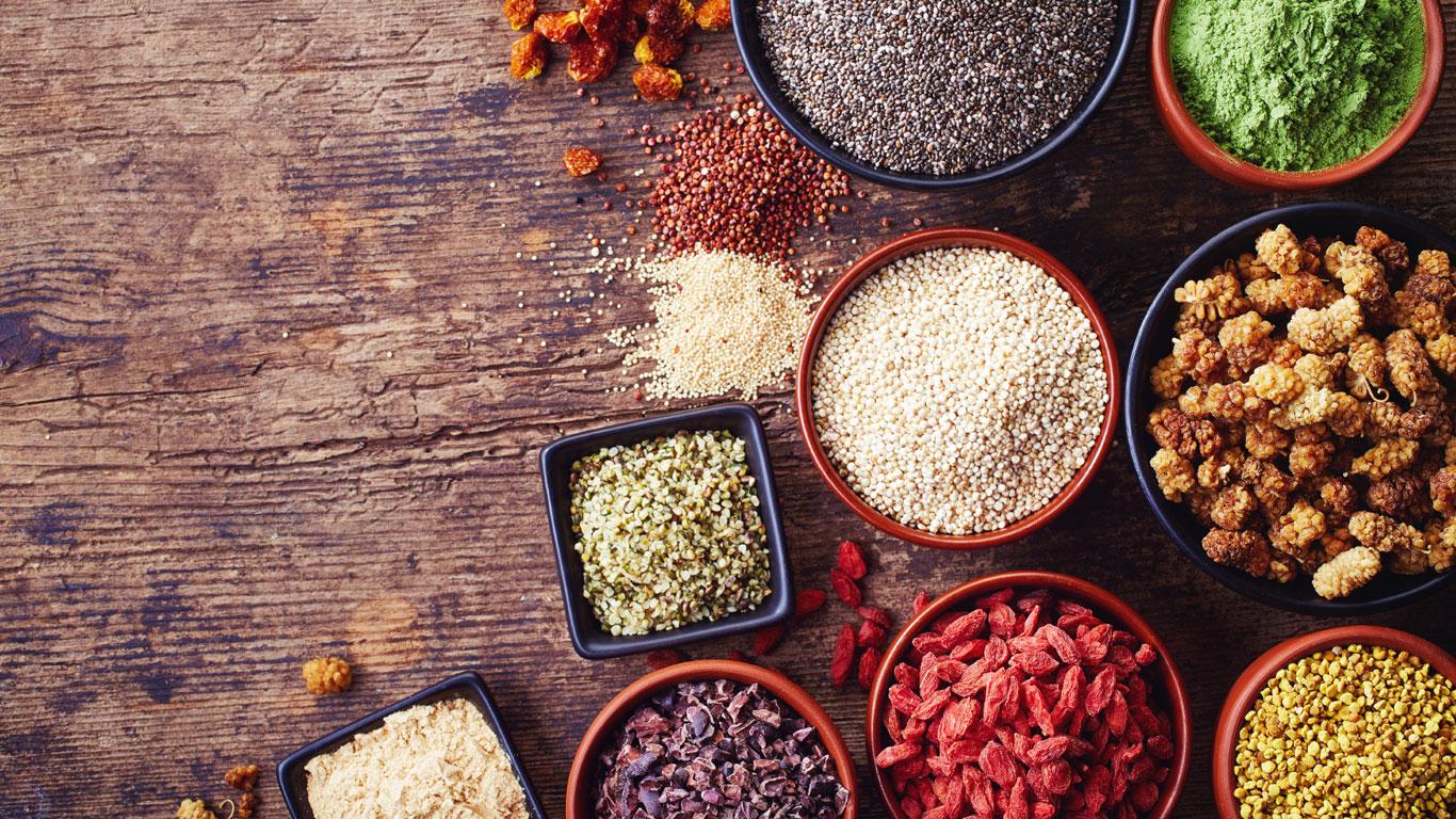 Mythos: Superfoods