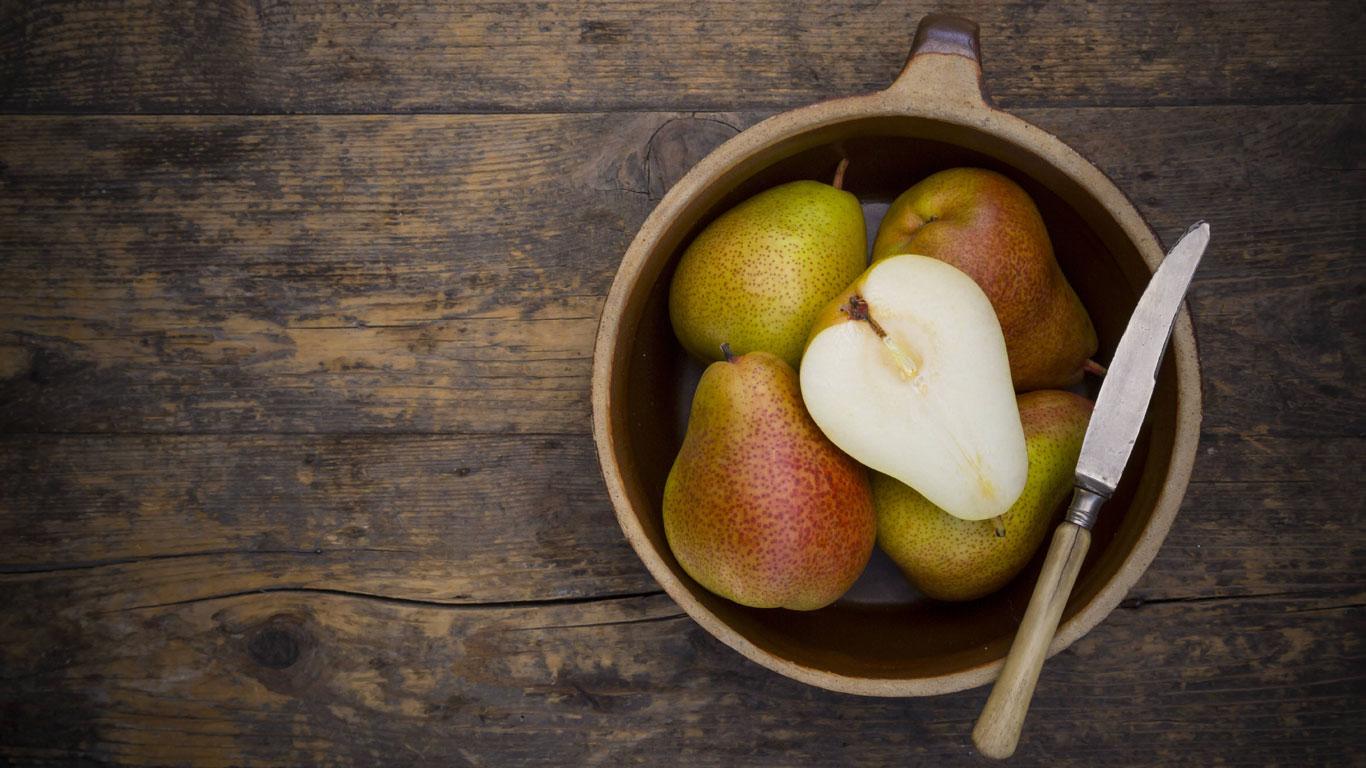 Unbehandeltes Obst ist naturbelassen