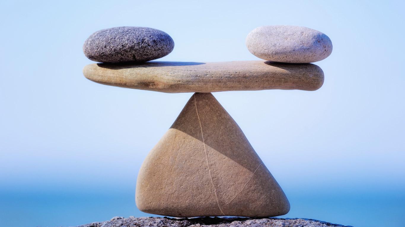 Die biologische Balance