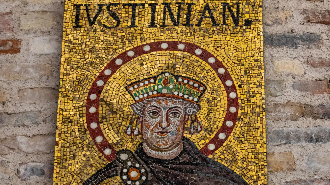 Justinianische Pest, 541 n.Chr.