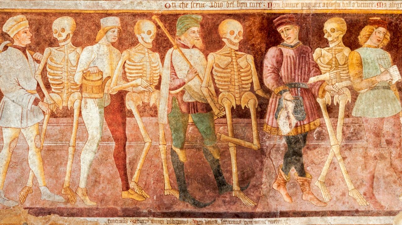 Pest: Der schwarze Tod, 1347