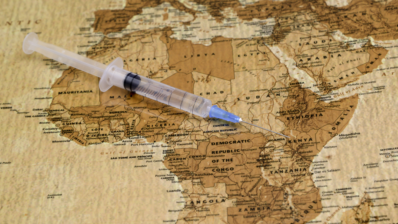Ebola: Impfstoff erweckt Hoffnung