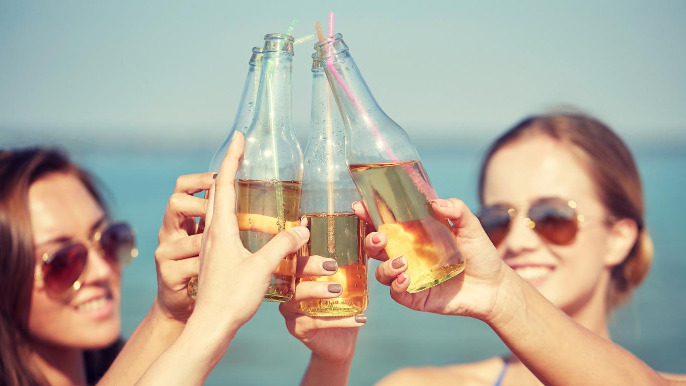 Was ist in Bio-Limonaden drin?