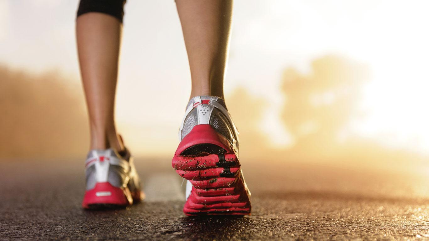 Starke Sportler - schwaches Immunsystem