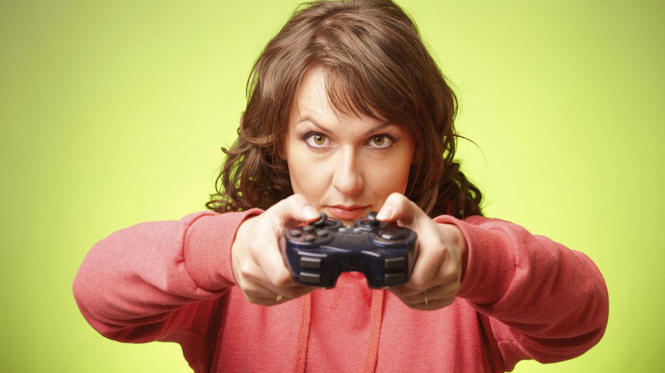 Kann man Depressionen wegspielen?