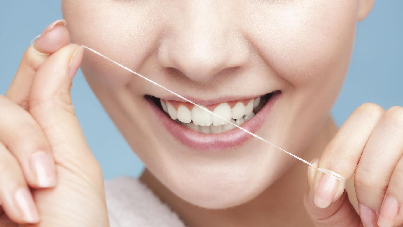 Schützt Zahnseide mein Herz?