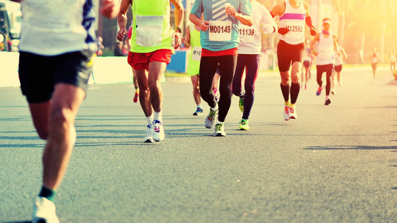 Wie lange dauert es, um einen Marathon aus dem Körper zu bekommen?