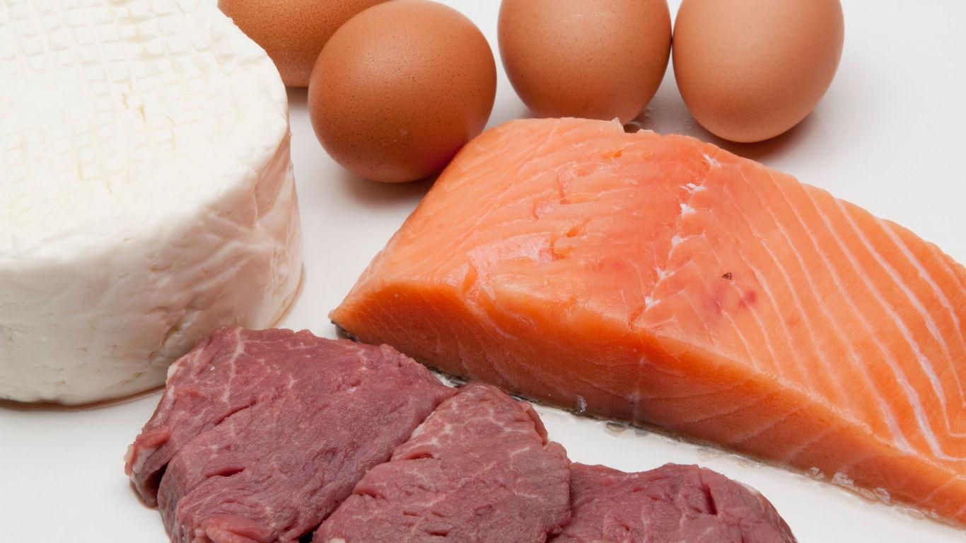 Tipp 1: Die Proteinzufuhr steigern
