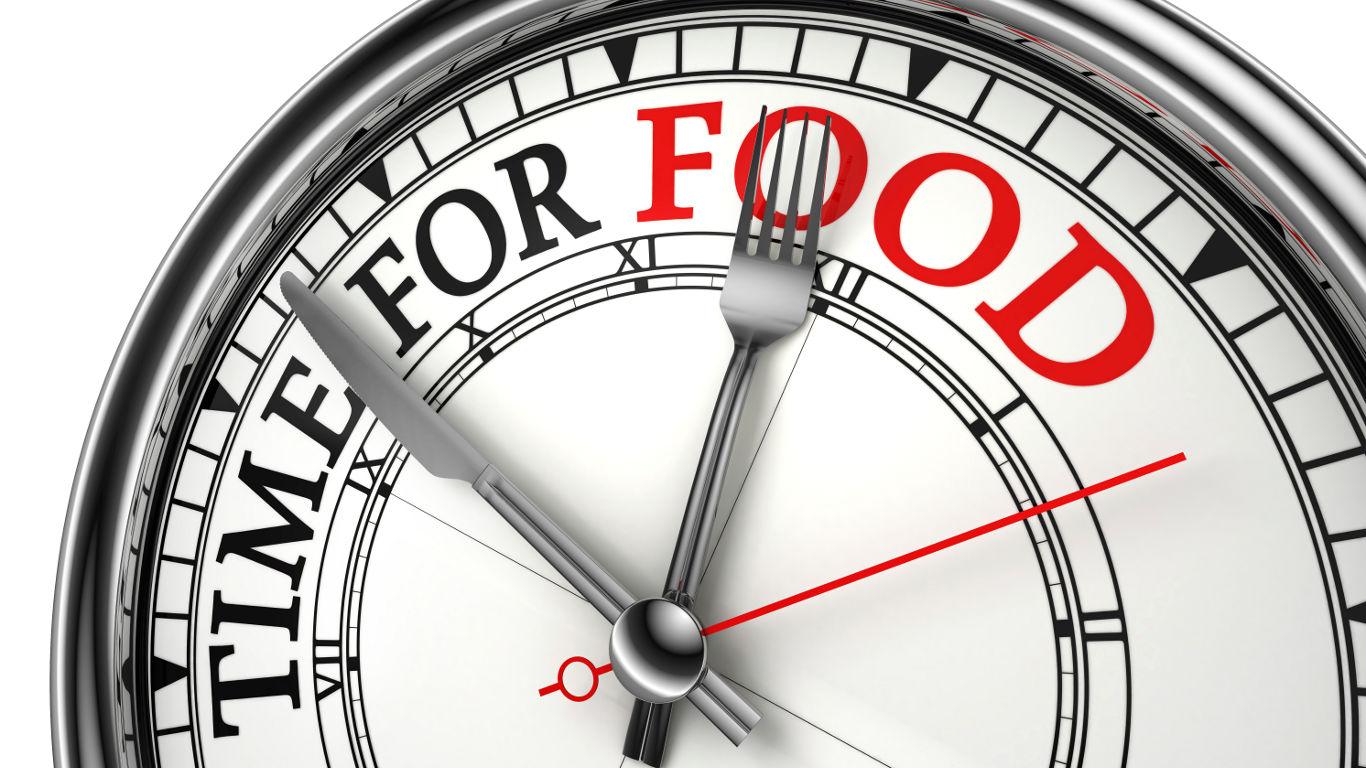 Tipp 5: Ein Essenszeitfenster festlegen