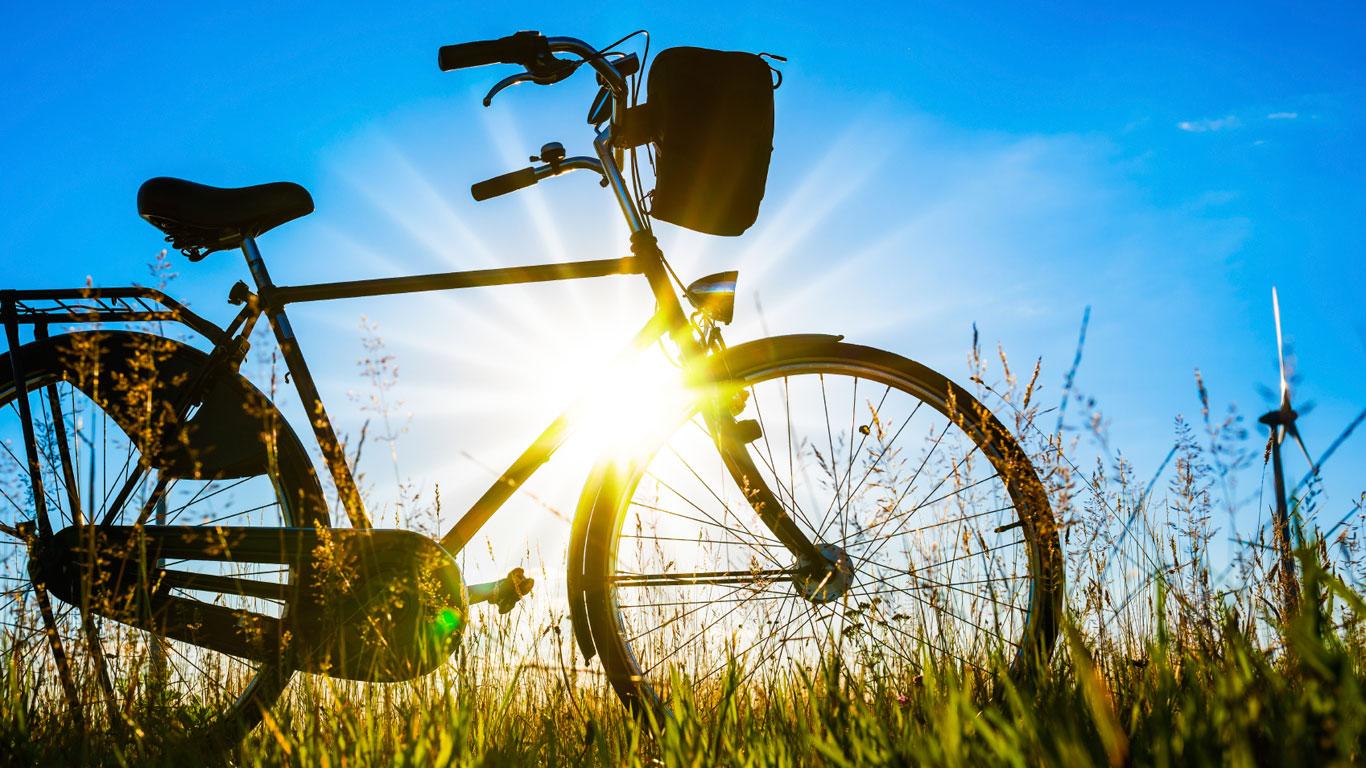 Historische Radtour im Herzen Deutschlands