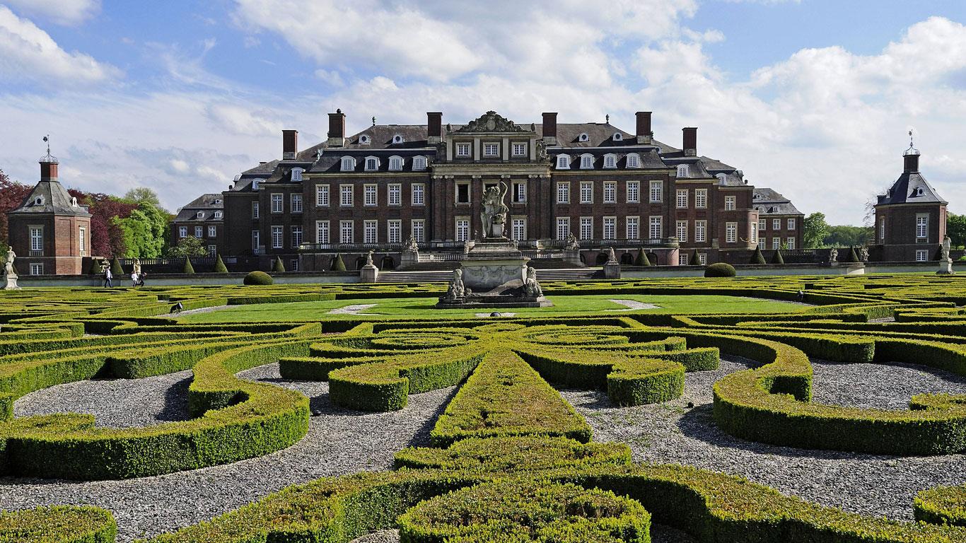 Wo sich Schloss an Schloss reiht – Die Südroute