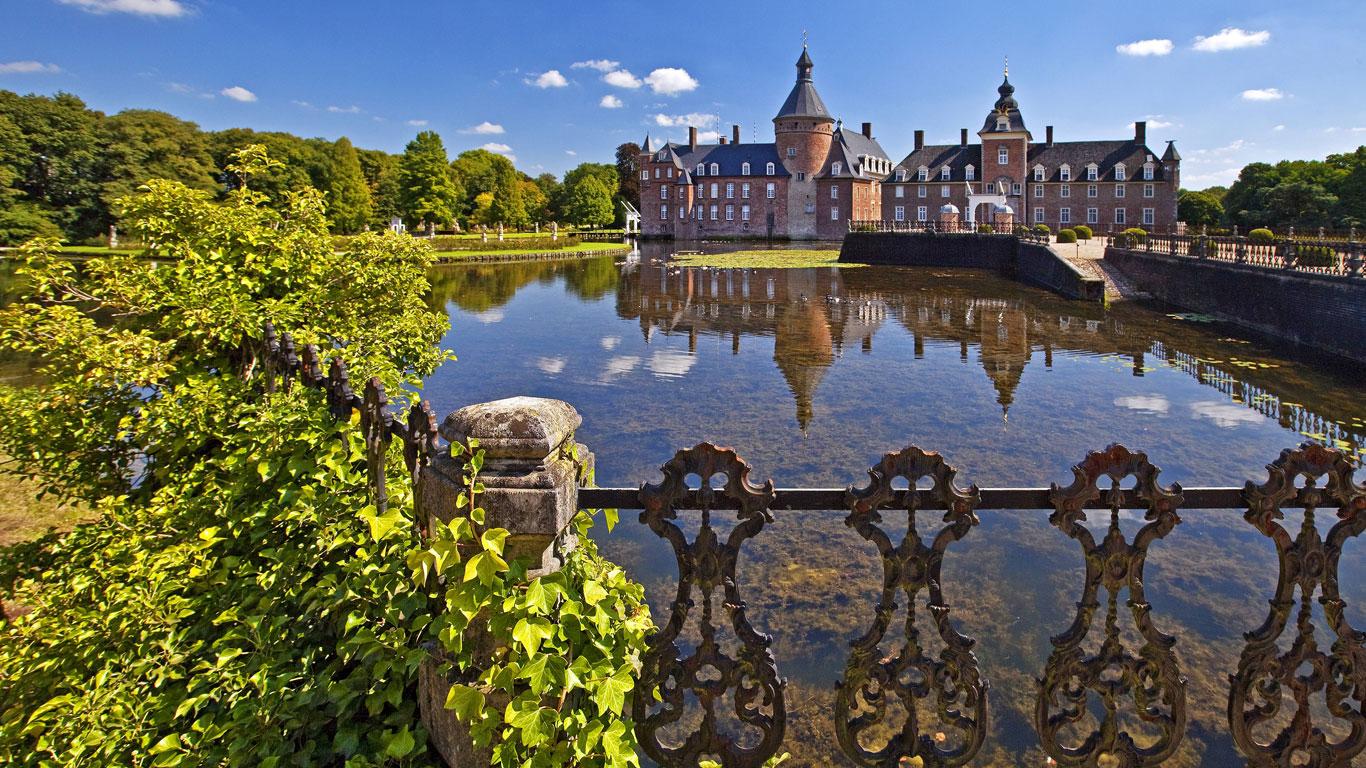 Zwischen Deutschland und Holland – Die Westroute