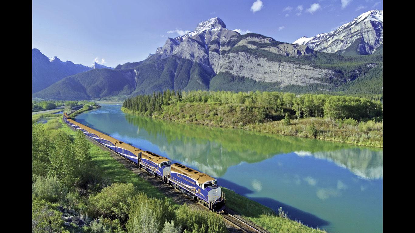 Panoramazug und Gletscher-Cruise