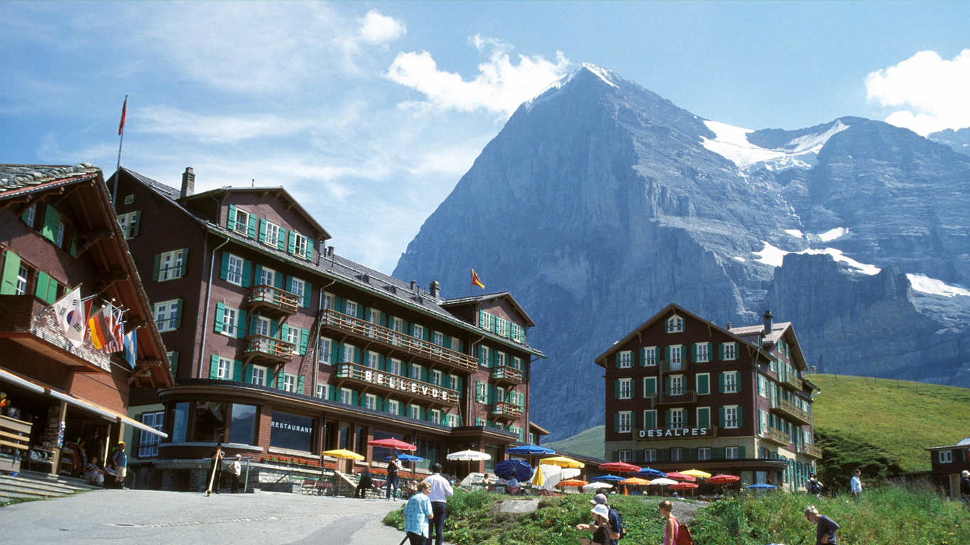 Eiger-Nordwand: Erstbesteigung als Propaganda