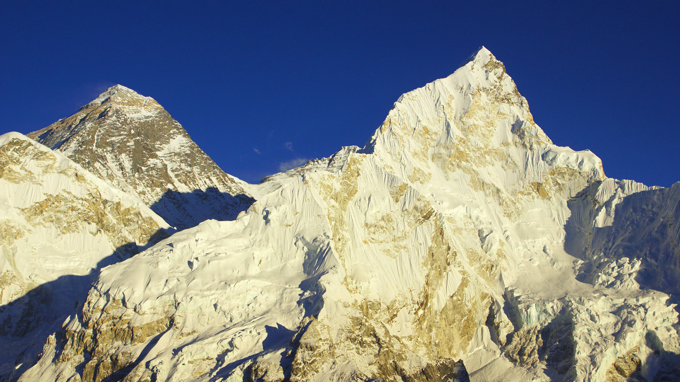 Mount Everest – Berg der Rekorde