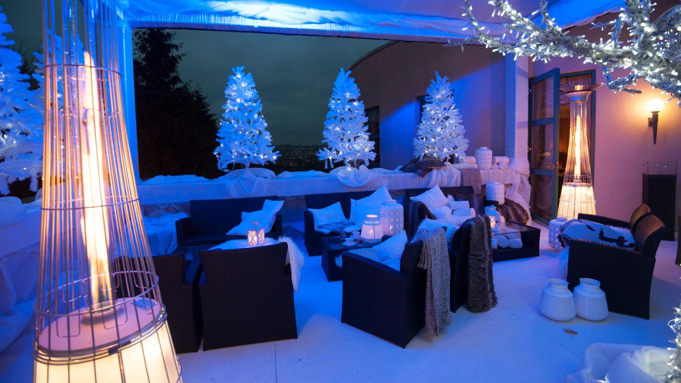 Weihnachten deluxe: Champagner, Austern und Fine Dining