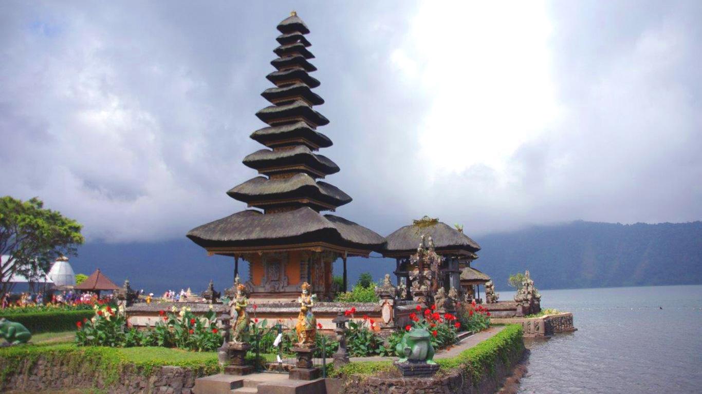 Tempel für Kulturinteressierte
