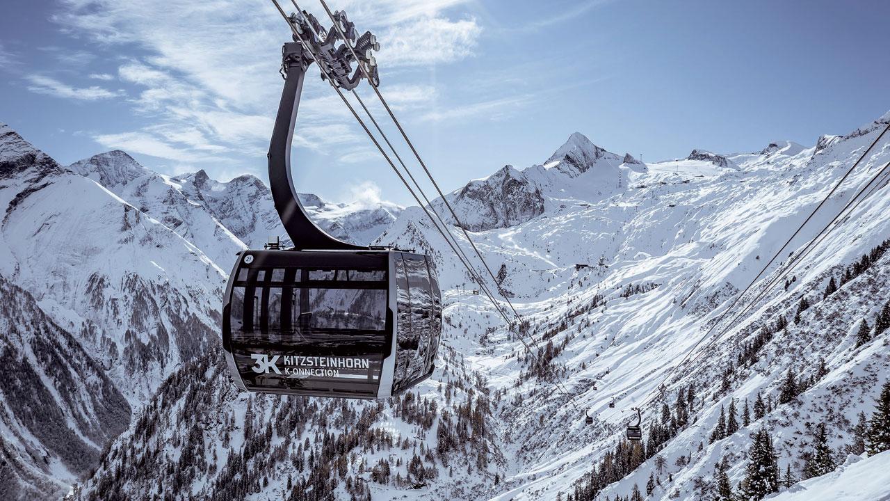 Kitzsteinhorn – 3K Konnektion für Ganzjahres-Skivergnügen