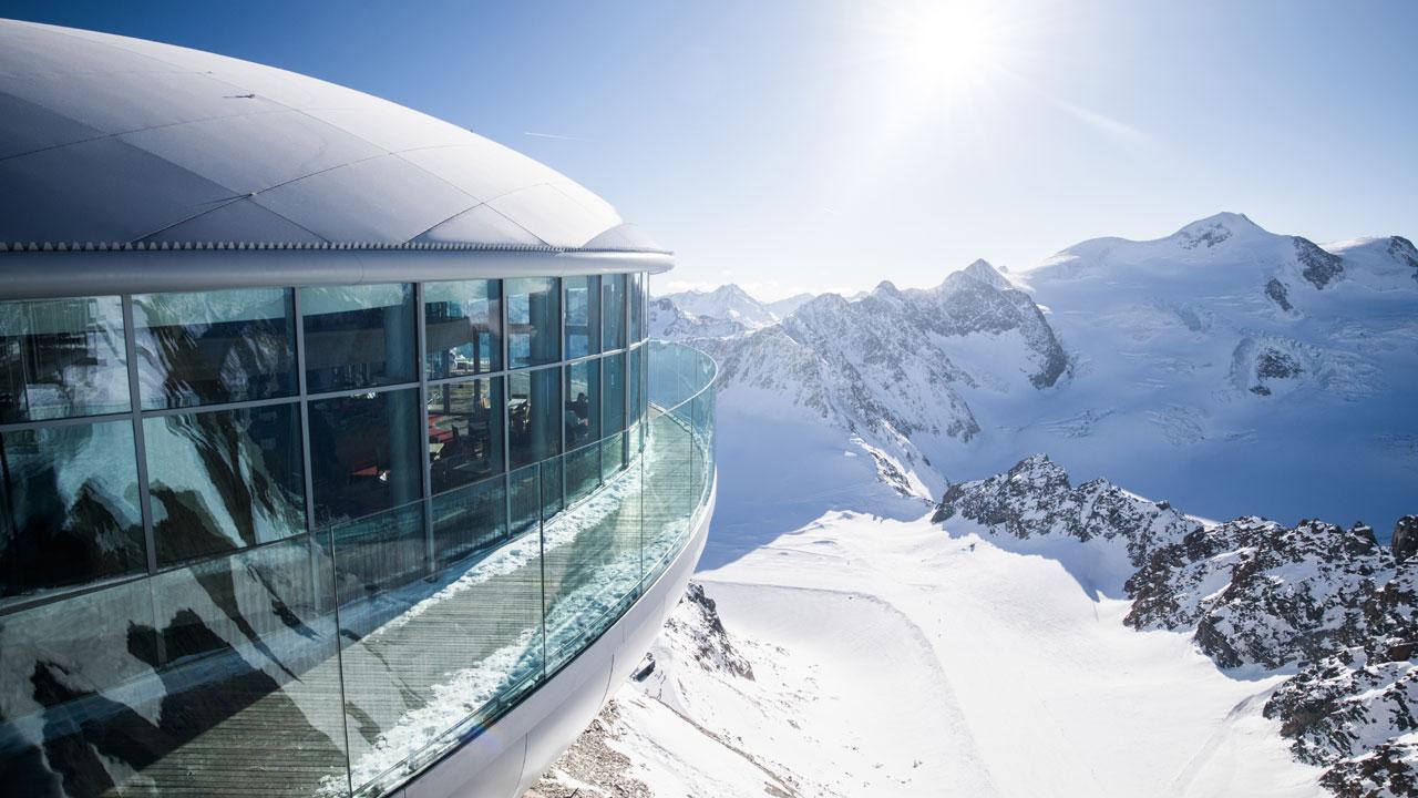 Café 3.440 – das höchstgelegene Café Österreichs