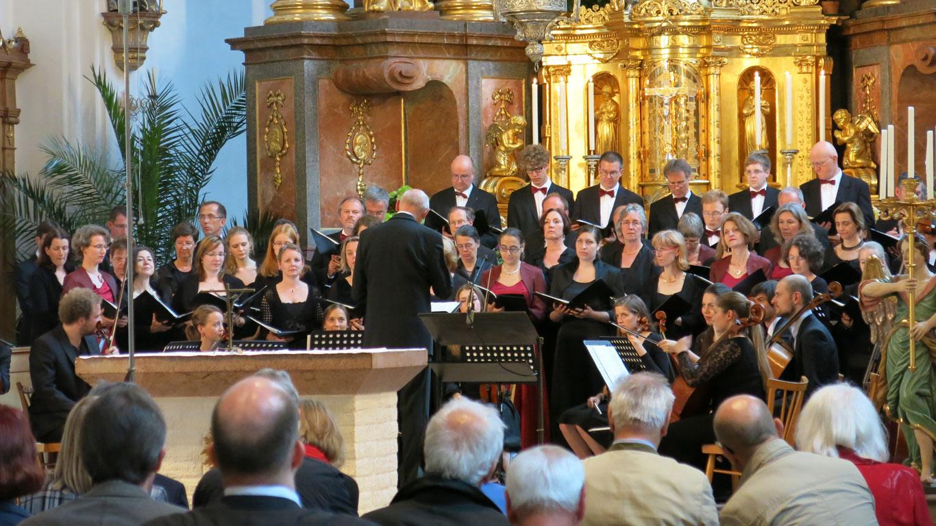 Musiksommer zwischen Inn und Salzach: Kirchen, Klöster und Schlösser