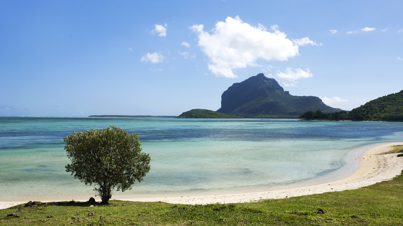 Platz 9: Wassersport und Natur pur – Mauritius
