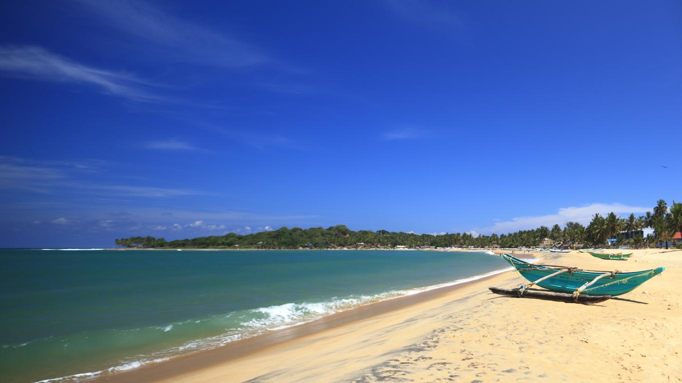 Platz 8: Die Perle des Indischen Ozeans – Sri Lanka