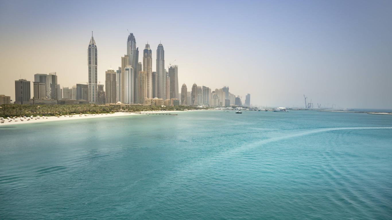 Platz 3: Wüstenzauber und Superlative – Vereinigte Arabische Emirate