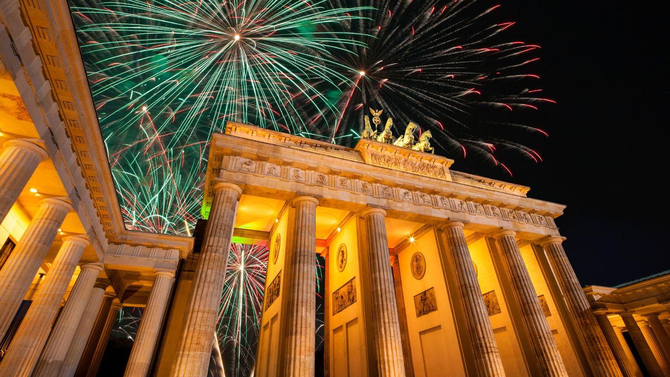 Jahreswechsel in der Hauptstadt – Berlin