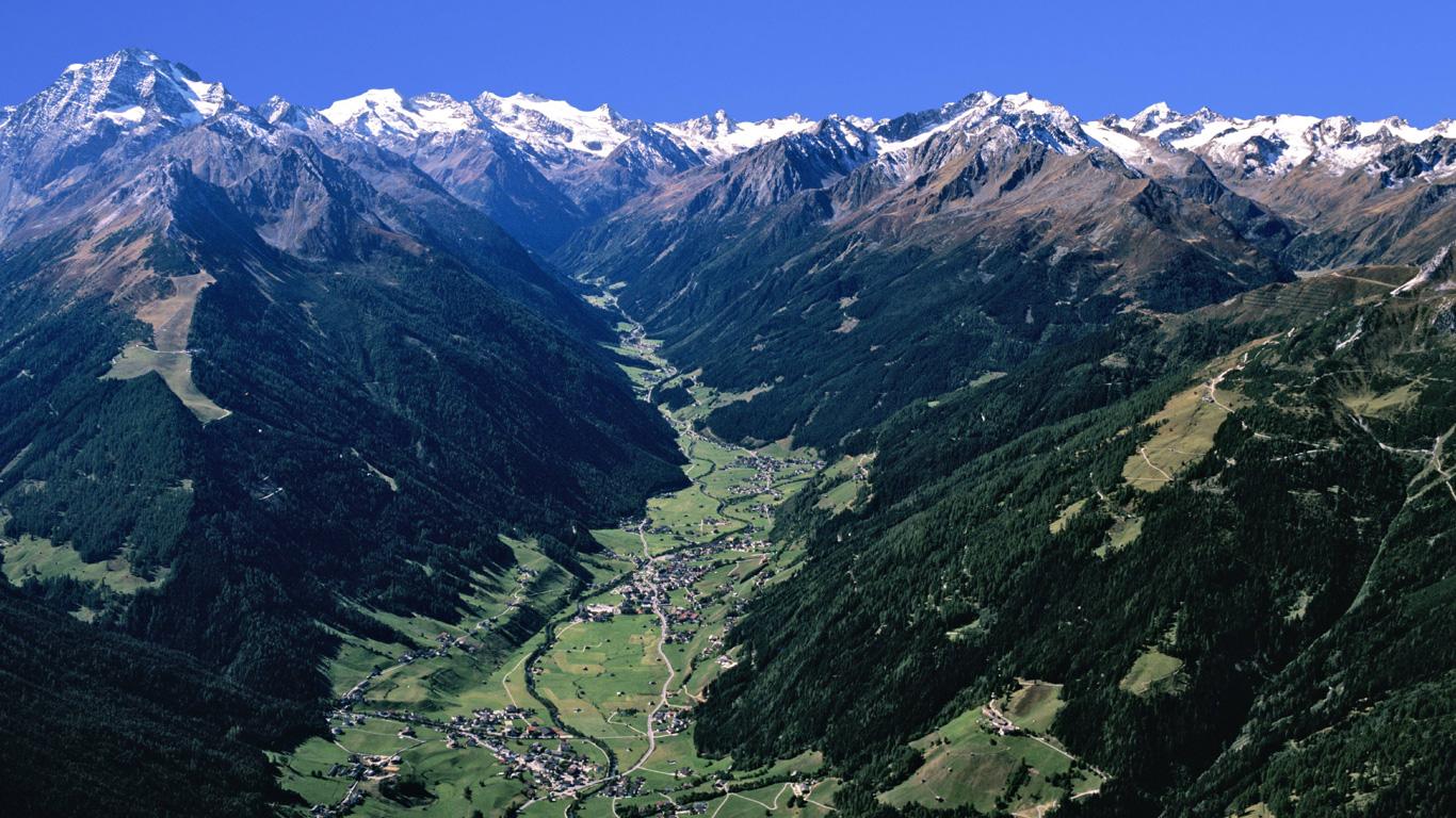 Bremer Hütte (Stubaier Alpen, Österreich)