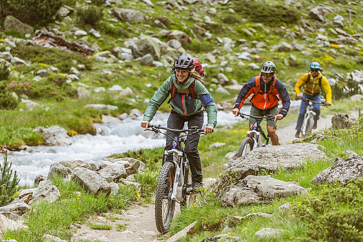 E-Bike & Hike: Eine neue Spielart des Bergsteigens