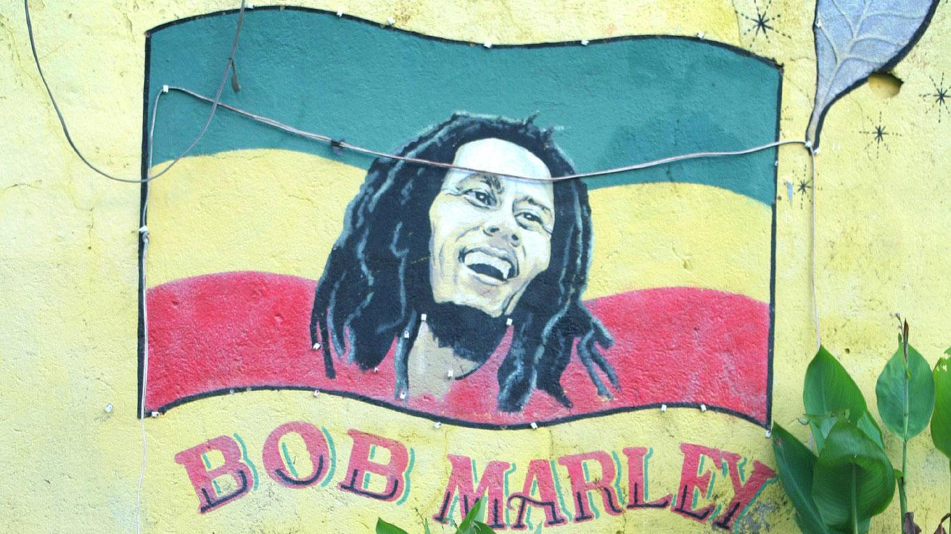 Bob Marleys 70. Geburtstag - auf Spurensuche in Jamaika - Welt der ...