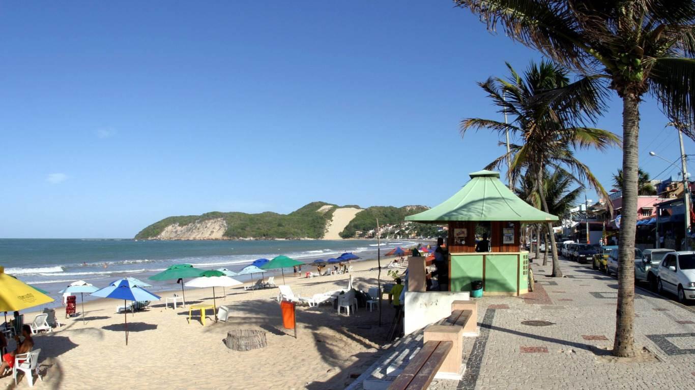 Natal: ein Sommerparadies namens Weihnachten