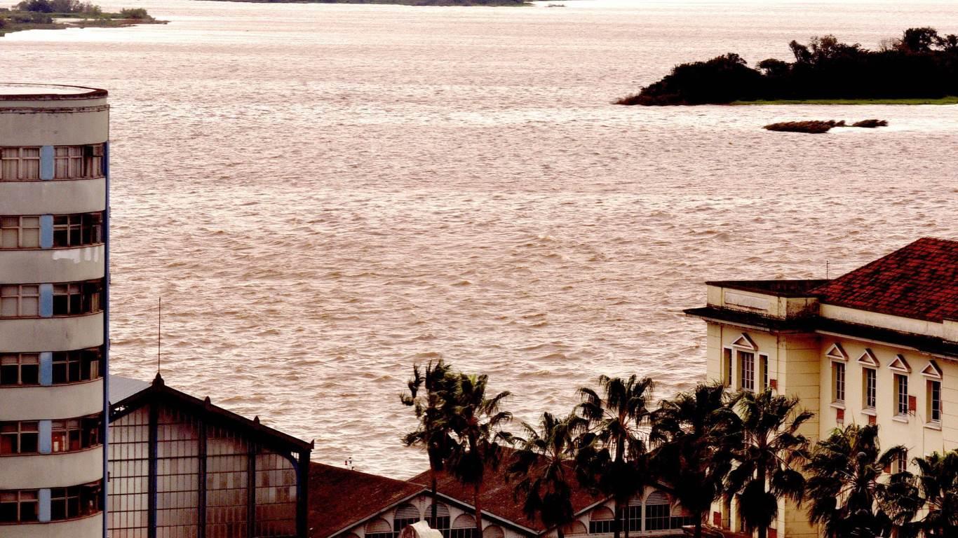 Die fröhliche Großstadt: Porto Alegre