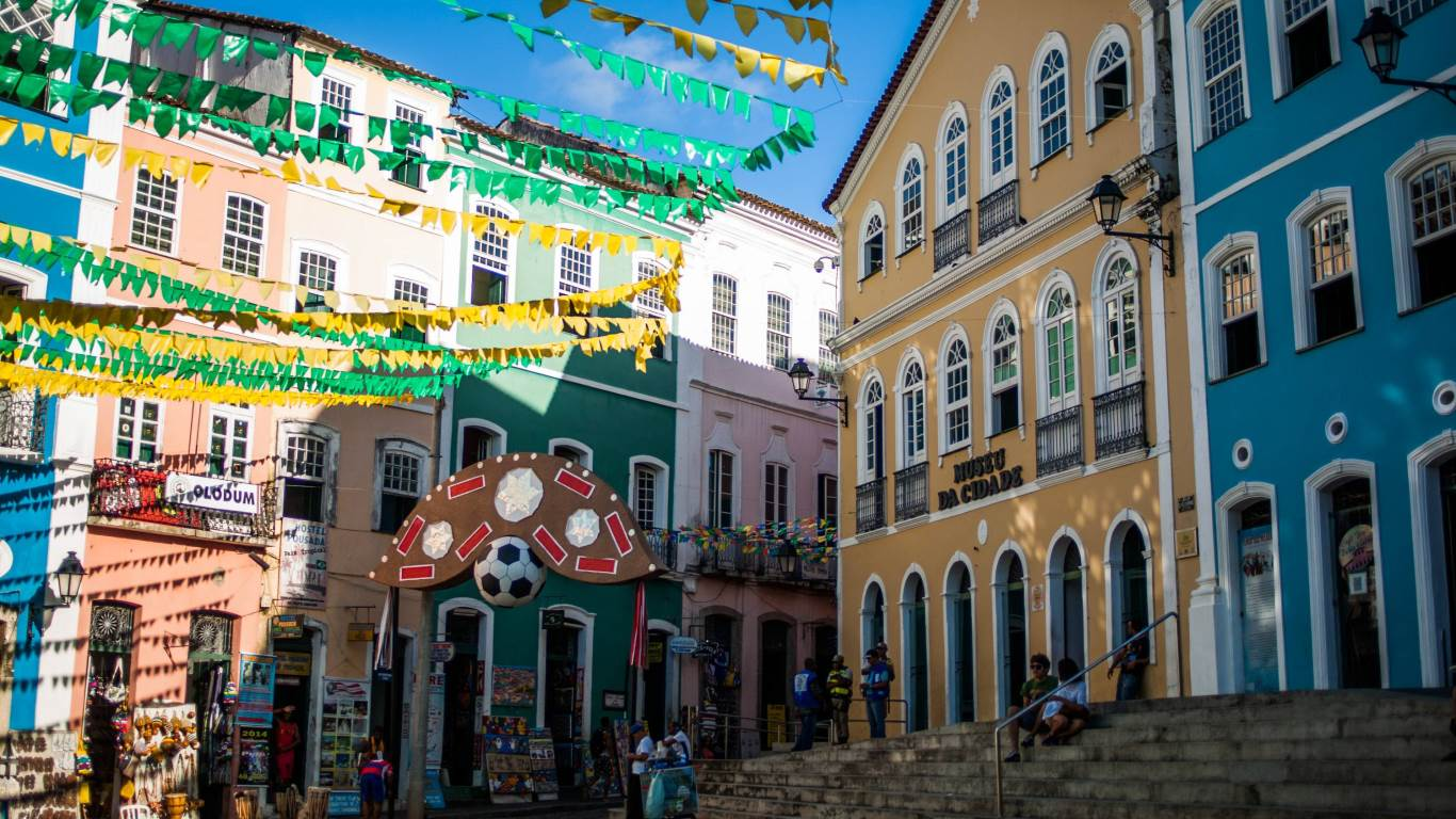 Deutschland gegen Portugal: Salvador de Bahia