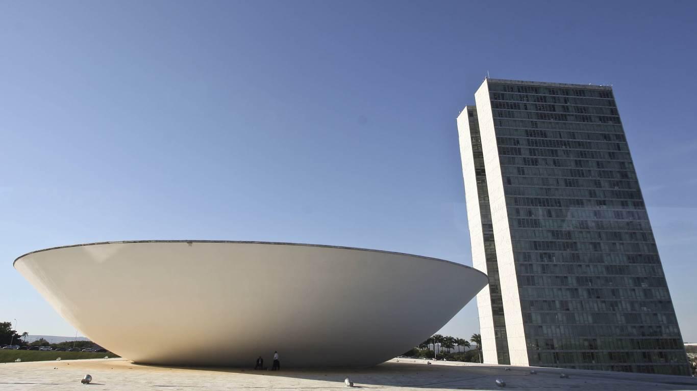Retorten-Hauptstadt Brasília