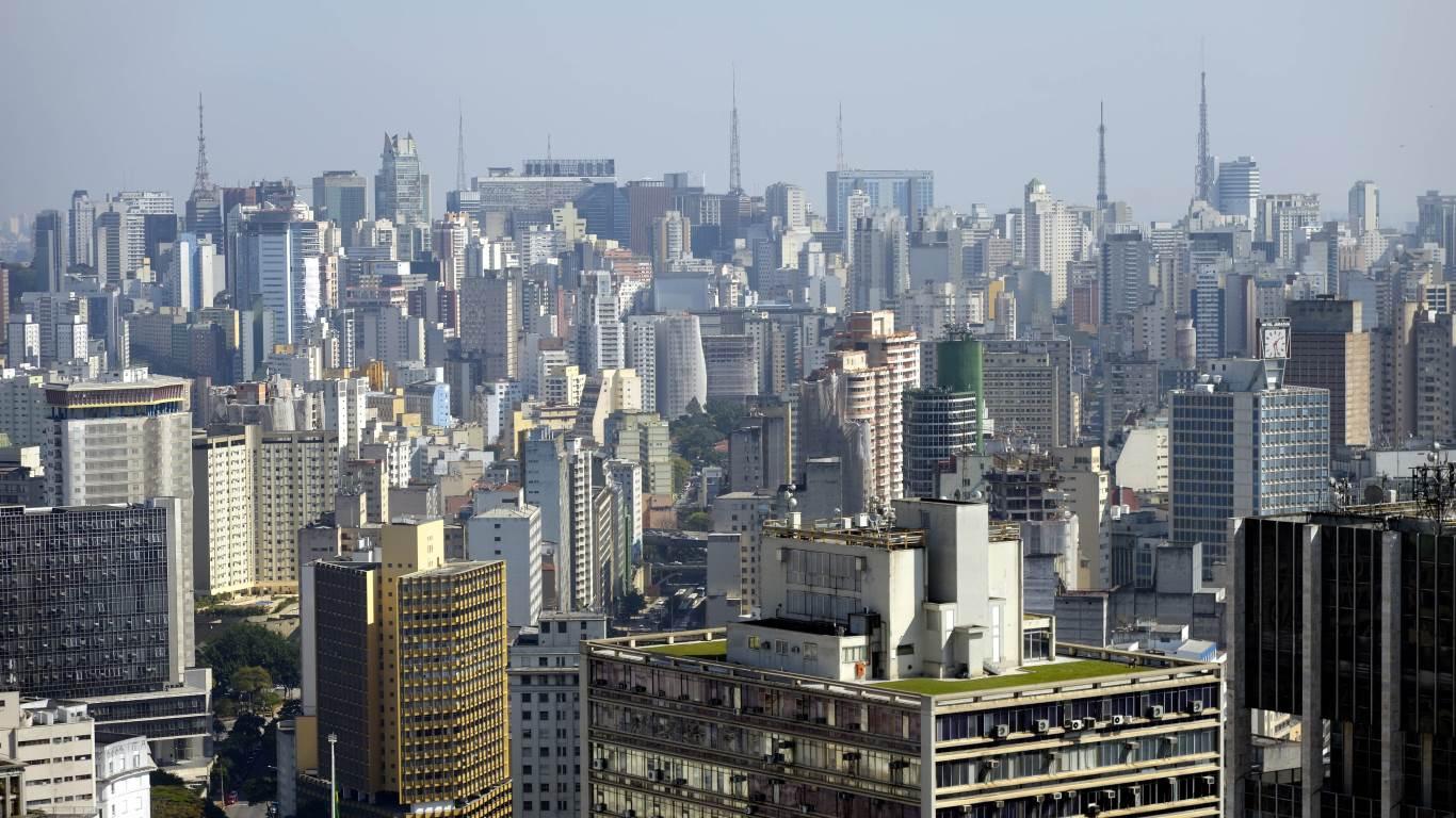 Betonwüste São Paulo