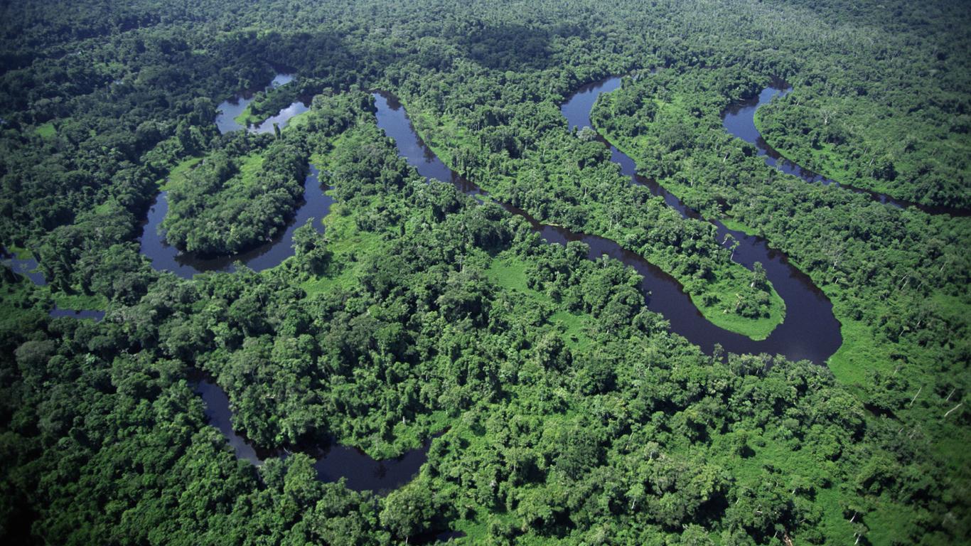 Brasilien birgt gewaltige Naturschätze