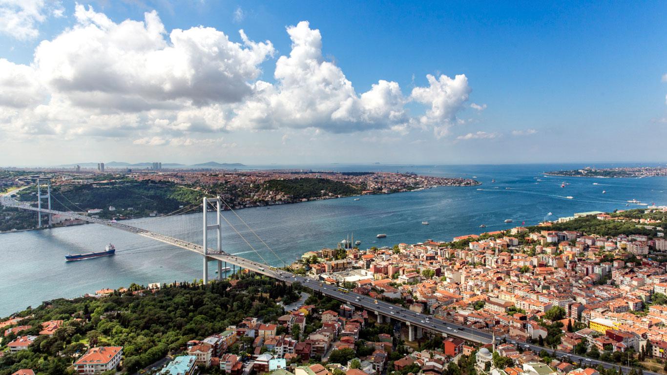 Bosporus-Brücke, Istanbul
