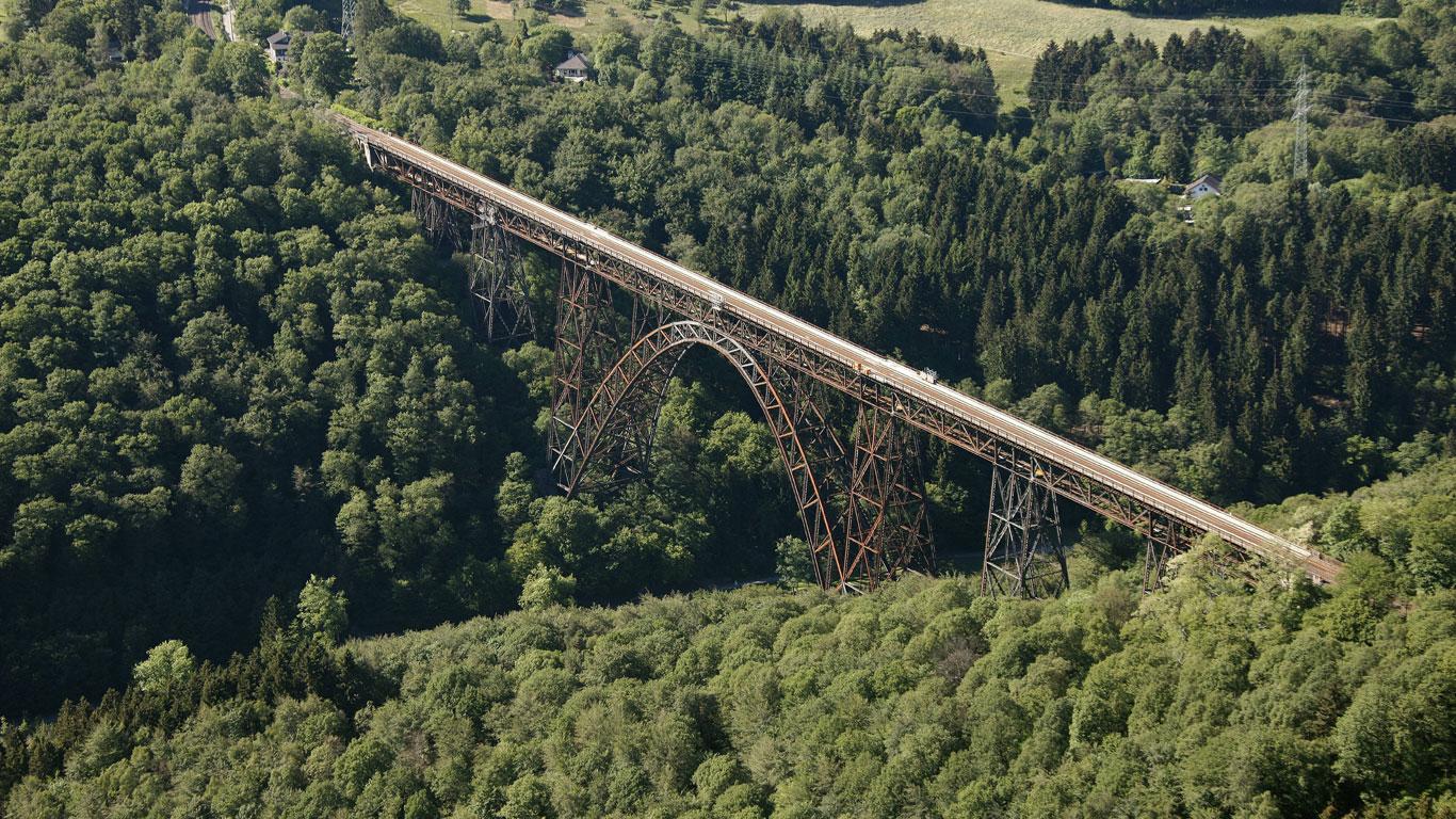 Müngstener Brücke, Deutschland